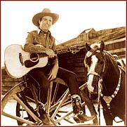 Gene Autry, America's Favorite Singing Cowboy