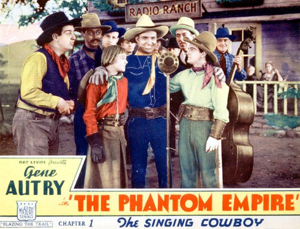 The Phantom Empire GeneAutrycom Film Info The Phantom Empire
