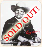 Gene Autry Mouse Pad