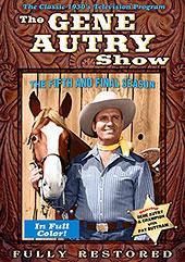 The Gene Autry Show Season Five